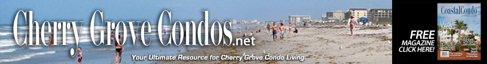 North Myrtle Beach's Cherry Grove Condos logo